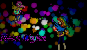 Neon Lights by littleangel190