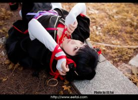 Unbreakable Machine Doll Cosplay 27 by eefai