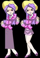 Vely Outfit (2 versions) by MichaelMiyamoto