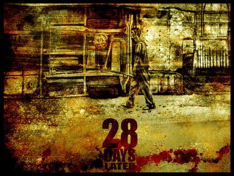28 Days Later by WarfyrdauzwaR