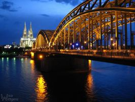 Cologne Cathedral by NicoW92