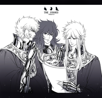 The Judges by akato3
