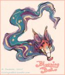 Sold: Blushing Baku Figment by kickingrabbit
