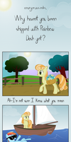 Junebug Answers - Shipping by Pterocorn