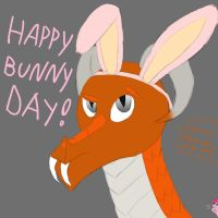 Happy Bunny Day by Commander-Something