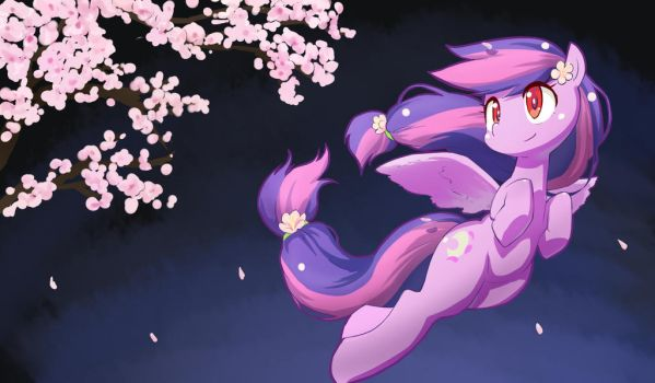 moonlightblossom by siagia