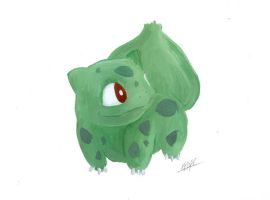 Bulbasaur by bandotaku