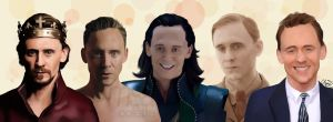 Tom Hiddleston Mural by usmelllikedogbuns