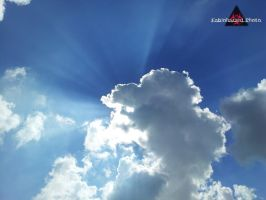 Sunshine... beyond the clouds by fabiohazard
