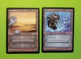 Monster Hand Basics altered by Hasslord by Hasslord