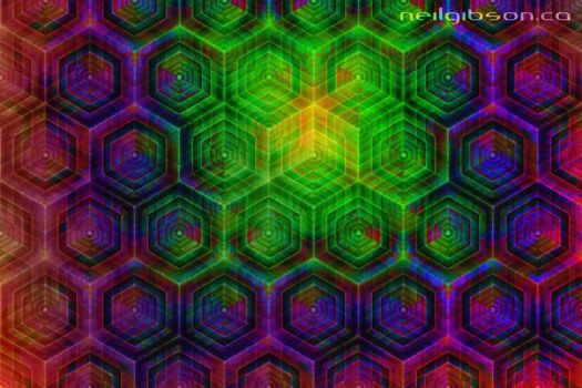 6Dimension Grid by NeilGibson