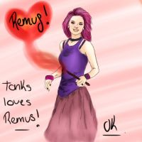 Tonks loves Remus. by secki97