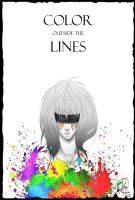 Color outside the lines by SayuYazawa