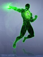 Green Lantern - OG DC remix by ogi-g