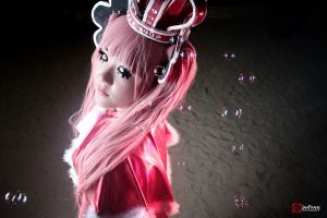 Ghost Princess Perona by akadiaknight17