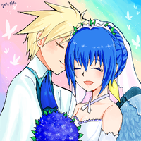 GG: Happy Wedding by fiomama
