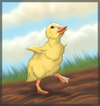 Duckling by HydraCarina