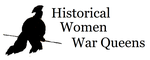 Historical Women War Queens Logo by Gambargin