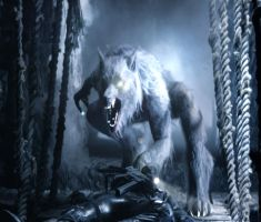 UnderWorld_William_The First Lycan by Xeno-Crazy
