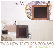 two textures by trendandstyle