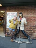 Jamming With Elvis by Ally-sun