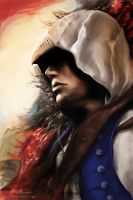 Connor Kenway by nirnalie