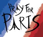 Pray For Paris by Godforoth