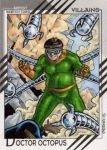 Doctor Octopus - 2015 Marvel Fleer Retro by tonyperna