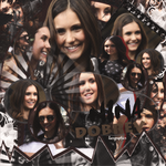 Nina Dobrev by Liasgraphics