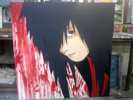 Madara Painting by DirtyMannequin