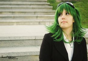 GUMI .:Secret Police:. by Manon-Blutsanguen