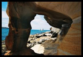 View from the cave 3 by wildplaces