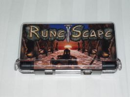 RuneScape DS Case by MsGhia