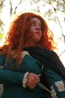 Merida of DunBroch by madelyngrace