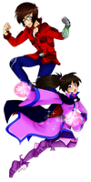 Raffle Prize: Peter and Alyona by SRealms