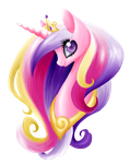 Cadence Portrait by MagicaRin