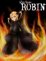 Witch Hunter Robin by LxMisaMisaxL