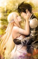 Asuna and Kirito: I've finally found you by keikei11