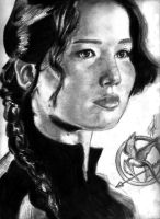 Katniss Everdeen-the girl on fire by 3-WhatsShakin-3