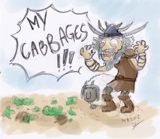MY CABBAGES by LeniProduction