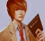 Light Yagami by Dom-Donco