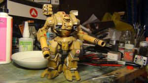 MBR-04-MK VI TOMAHAWK Destroid 034 by THE-WHITE-TIGER