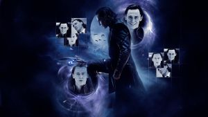 . loki wallpaper . by ImprintedVampire
