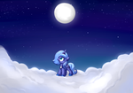 Night Guide by CrashedEileen
