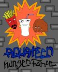 Aqua Teen Hunger Force by PoisonApple