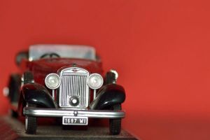 classic toy car by ionelat