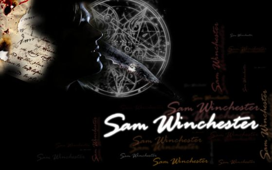Sam Winchester Wallpaper by Muse-13