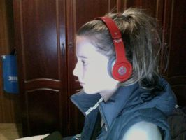 MY beats by dr. dre by olivia9987