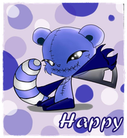 Happy by Angie-MR