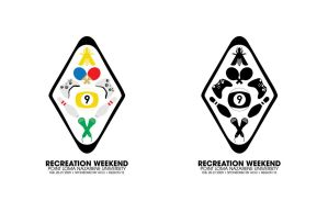 Recreation Weekend Logo by kenji2030